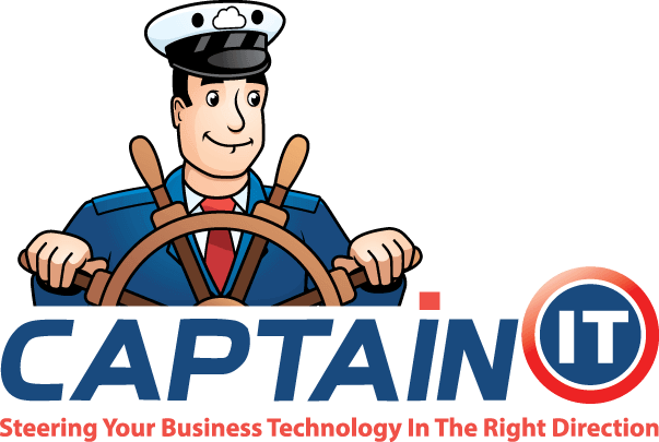 Captain IT Logo